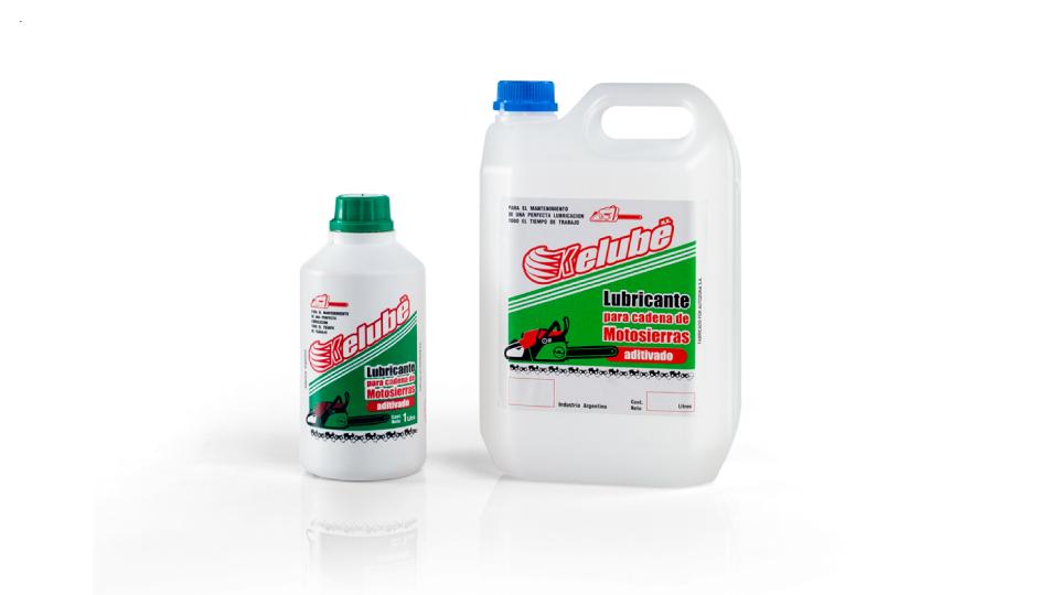 aceite lubricante para motosierras kelube